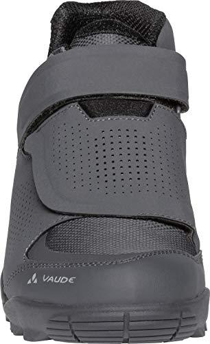 VAUDE Uni AM Downieville Mid Mountainbike Schuhe, Iron, 37 EU - 6