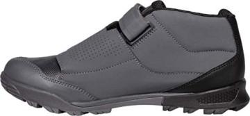 VAUDE Uni AM Downieville Mid Mountainbike Schuhe, Iron, 37 EU - 8
