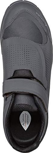 VAUDE Uni AM Downieville Mid Mountainbike Schuhe, Iron, 37 EU - 9