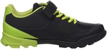 VAUDE Unisex AM Downieville Low Mountainbike Schuhe, Black/Chute, 44 EU - 5