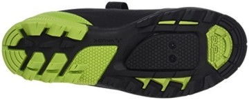 VAUDE Unisex AM Downieville Low Mountainbike Schuhe, Black/Chute, 44 EU - 6