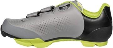 VAUDE Unisex MTB Snar Advanced Mountainbike Schuhe, Anthracite, 39 EU - 2