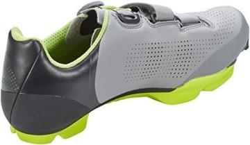 VAUDE Unisex MTB Snar Advanced Mountainbike Schuhe, Anthracite, 39 EU - 3