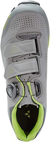 VAUDE Unisex MTB Snar Advanced Mountainbike Schuhe, Anthracite, 39 EU - 6