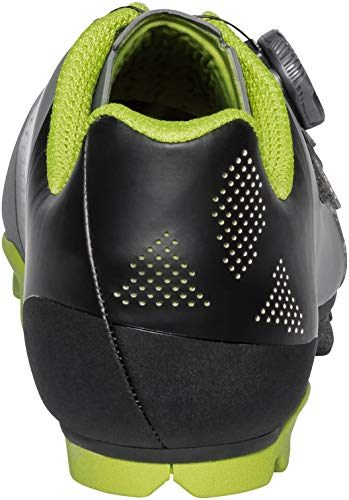 VAUDE Unisex MTB Snar Advanced Mountainbike Schuhe, Anthracite, 39 EU - 8