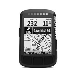 Wahoo ELEMNT BOLT GPS-Fahrradcomputer - 1