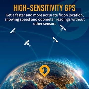 Xoss G GPS-Fahrradcomputer, kabellos, Tacho, Kilometerzähler, Rad-Tracker, wasserdicht, für Rennrad, MTB, Fahrrad, Bluetooth, g - 4