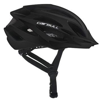 Cairbull Größe M und L Specialized Fahrradhelm MTB Helm Mountainbike Helm Herren & Damen Schwarz mit Rucksack Fahrrad Helm Integral 21 Belüftungskanäle (Grau, M/L (55-61CM)) - 4