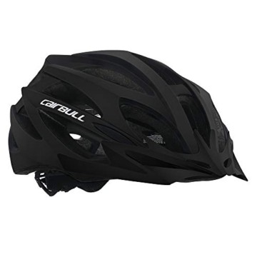 Cairbull Größe M und L Specialized Fahrradhelm MTB Helm Mountainbike Helm Herren & Damen Schwarz mit Rucksack Fahrrad Helm Integral 21 Belüftungskanäle (Grau, M/L (55-61CM)) - 5