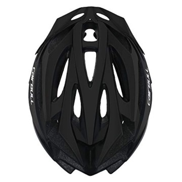 Cairbull Größe M und L Specialized Fahrradhelm MTB Helm Mountainbike Helm Herren & Damen Schwarz mit Rucksack Fahrrad Helm Integral 21 Belüftungskanäle (Grau, M/L (55-61CM)) - 6
