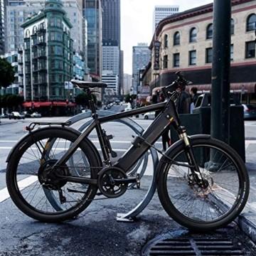 ABUS Faltschloss Bordo Granit XPlus 6500/85 mit Halterung - Fahrradschloss aus gehärtetem Stahl - höchstes ABUS-Sicherheitslevel 15 - 85 cm - 78068 - Schwarz - 7