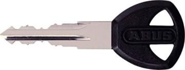 ABUS Kettenschloss Steel-O-Chain 8807K/110 – Fahrradschloss aus gehärtetem Stahl – Sicherheitslevel 8 – mit Halterung – 110 cm – 82519 – Schwarz - 2
