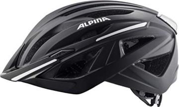 ALPINA HAGA Fahrradhelm, Unisex – Erwachsene - 4