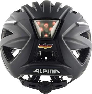 ALPINA HAGA Fahrradhelm, Unisex – Erwachsene - 5
