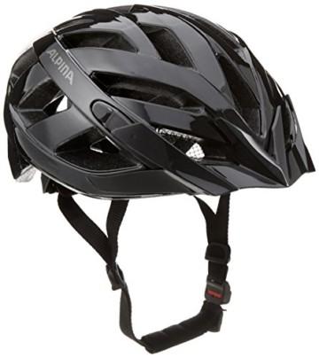 ALPINA PANOMA CLASSIC Fahrradhelm, Unisex– Erwachsene, black, 52-57 - 1