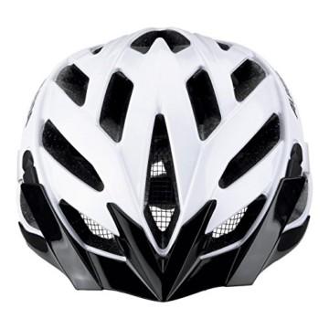ALPINA PANOMA CLASSIC Fahrradhelm, Unisex– Erwachsene, white, 52-57 - 5