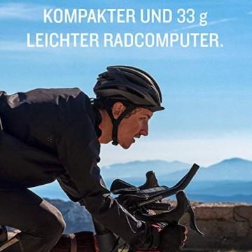 """Garmin Edge 130 Plus – kompakter, 33 g leichter GPS-Radcomputer mit 1,8"""" Display, präziser Datenaufzeichnung, Trainingsplänen, Navigation und MTB-Werten. Telefonbenachrichtigungen, bis zu 12 h Akku - 5"""