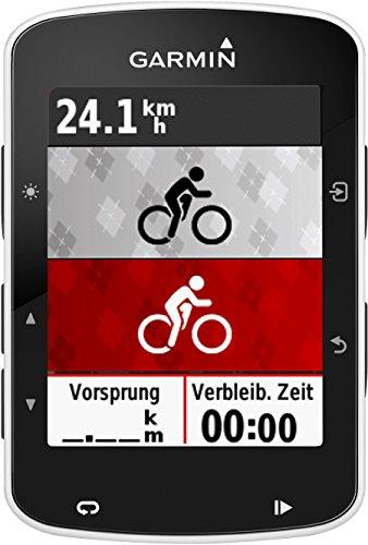 Garmin Edge 520 - GPS-Fahrradcomputer für ambitionierte Rennfahrer mit 2,3 Zoll (5,8 cm) Farbdisplay und Strava Live Segmenten (Generalüberholt) - 11