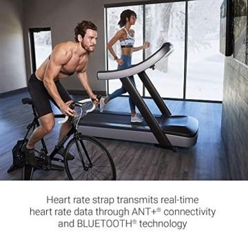 """Garmin Edge 520 Plus GPS-Fahrradcomputer - Navigationsfunktionen, Europakarte, 2,3"""" Display & Premium-Herzfrequenz-Brustgurt Dual Basic, Herzfrequenzdaten in Echtzeit - 4"""