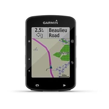 """Garmin Edge 520 Plus GPS-Fahrradcomputer - Navigationsfunktionen, Europakarte, 2,3"""" Display & Premium-Herzfrequenz-Brustgurt Dual Basic, Herzfrequenzdaten in Echtzeit - 5"""
