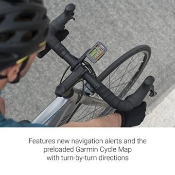 """Garmin Edge 520 Plus GPS-Fahrradcomputer - Navigationsfunktionen, Europakarte, 2,3"""" Display & Premium-Herzfrequenz-Brustgurt Dual Basic, Herzfrequenzdaten in Echtzeit - 6"""