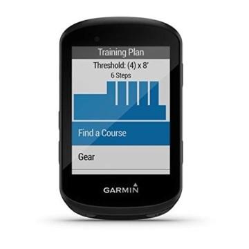 """Garmin Edge 530 – GPS-Fahrradcomputer mit 2,6"""" Farbdisplay, umfassenden Leistungsdaten, vorinstallierter Europakarte zur Navigation & bis zu 20 h Akkulaufzeit. MTB-Kennzahlen & Smart Notifications. - 2"""