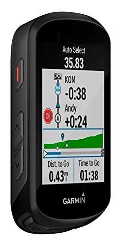 """Garmin Edge 530 – GPS-Fahrradcomputer mit 2,6"""" Farbdisplay, umfassenden Leistungsdaten, vorinstallierter Europakarte zur Navigation & bis zu 20 h Akkulaufzeit. MTB-Kennzahlen & Smart Notifications. - 3"""