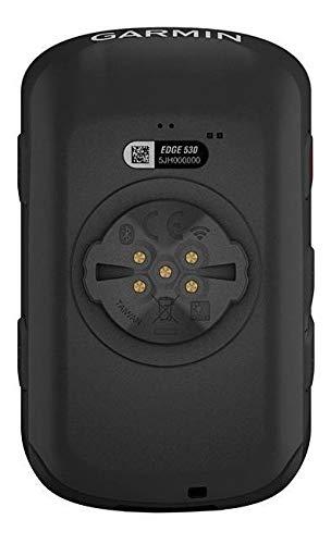 """Garmin Edge 530 – GPS-Fahrradcomputer mit 2,6"""" Farbdisplay, umfassenden Leistungsdaten, vorinstallierter Europakarte zur Navigation & bis zu 20 h Akkulaufzeit. MTB-Kennzahlen & Smart Notifications. - 9"""