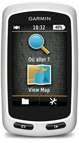 "Garmin Edge Explore GPS-Fahrrad-Navi - Europakarte, Navigationsfunktionen, 3"" Touchscreen, einfache Bedienung - 1"