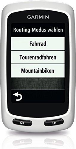 "Garmin Edge Explore GPS-Fahrrad-Navi - Europakarte, Navigationsfunktionen, 3"" Touchscreen, einfache Bedienung - 7"