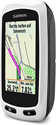 "Garmin Edge Explore GPS-Fahrrad-Navi - Europakarte, Navigationsfunktionen, 3"" Touchscreen, einfache Bedienung - 8"