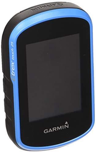 Garmin eTrex Touch 25 Fahrrad-Outdoor-Navigationsgerät, TopoActive Karte, GPS und GLONASS, 2,6 Zoll (6,6 cm) kapazitiver Farb-Touchdisplay (Generalüberholt) - 1