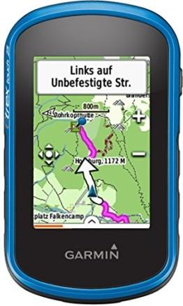 """Garmin eTrex Touch 25 - GPS-Outdoor-Navigationsgerät mit Topo Active Europakarte, 2,6"""" Farbdisplay, vorinstallierten Aktivitätsprofilen für bspw. Wandern, Bergsteigen, 3-Achsen-Kompass und 16 h Akku - 1"""