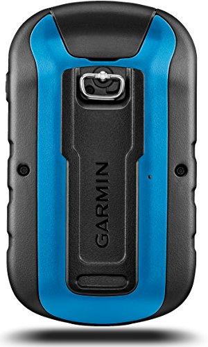 Garmin eTrex Touch 25 - GPS-Outdoor-Navigationsgerät mit Topo Active Europakarte, 2,6