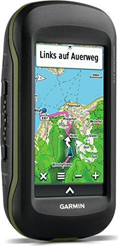 Garmin Montana 610 Outdoor-Navigationsgerät mit hochauflösendem 4'' Touchscreen-Display und ANT+ Konnektivität - 5
