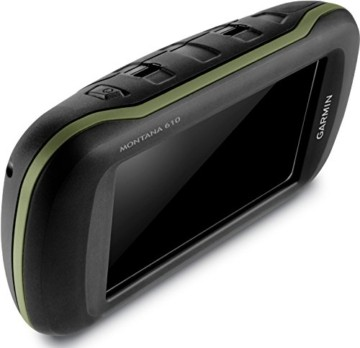 Garmin Montana 610 Outdoor-Navigationsgerät mit hochauflösendem 4'' Touchscreen-Display und ANT+ Konnektivität - 6