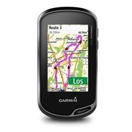 """Garmin Oregon 700 - wasserdichtes GPS-Outdoor-Navi mit 3"""" (7,6 cm) Farb-Touchscreen, vorinstallierter Basiskarte, Aktivitätsprofilen für Outdoorsportarten, Geocaching Live, WLAN - 1"""