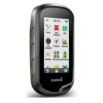 Garmin Oregon 700 - wasserdichtes GPS-Outdoor-Navi mit 3