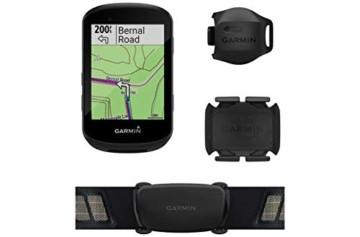 Garmin Unisex-Erwachsene Edge 530 Navigation, Schwarz (Negro), Einheitsgröße - 1