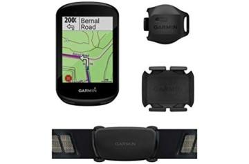 Garmin Unisex-Erwachsene Edge 830 Navigation, Schwarz (Negro), Einheitsgröße - 1