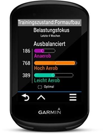 Garmin Unisex-Erwachsene Edge 830 Navigation, Schwarz (Negro), Einheitsgröße - 2