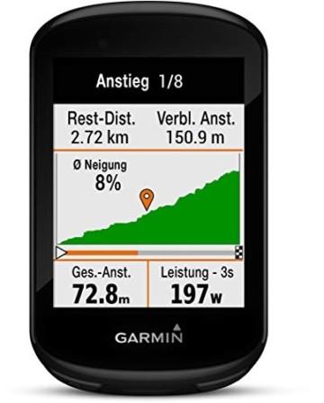 Garmin Unisex-Erwachsene Edge 830 Navigation, Schwarz (Negro), Einheitsgröße - 5