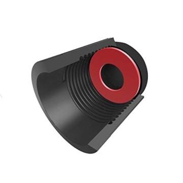 PPpanda Ventilkappen 36St Reifenventil Staubkappen Staubdichte Reifenkappe für Auto, Motorrad, LKW, Fahrrad und Fahrrad (NUR Schraderventil Schrader Valve) 36St, Schwarz - 3