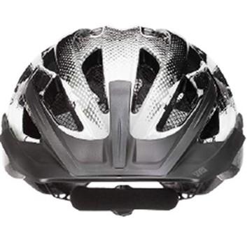 Uvex Erwachsenen Fahrradhelm Stivo CC Black/White S41079910 (52-57 cm) - 2