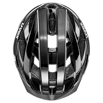 Uvex Unisex– Erwachsene, i-vo 3D Fahrradhelm, black, 52-57 cm - 8