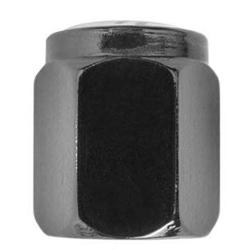 Ventilkappen aus Aluminium, 8 x beschriftete Auto-Ventilkappen mit Dichtung, Reifenmarkierer PKW, Luftventilkappen KFZ, Ventil Caps mit Beschriftung, Radmerkerset, Ventilkappen Auto beschriftet, 8X - 4