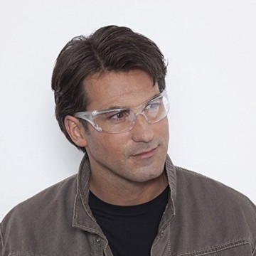 3M Virtua AP Schutzbrille VirtuaA0, AS, UV, PC, klar, wiegt nur 26 g - 2