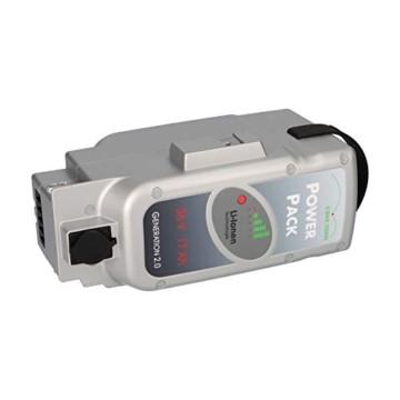 E-Bike Vision Power Pack Ersatzakku für Panasonic Antriebsystem 36V 17Ah 612 Wh + 4A Ladegerät AKKUman Set - 2