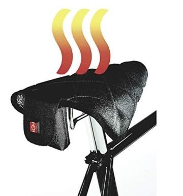 FISCHER Sitzheizung, Heizkissen, wiederaufladen, Infrarot, universell verwendbar, Fahrradfahren, Outdoor, Auto, etc - 3