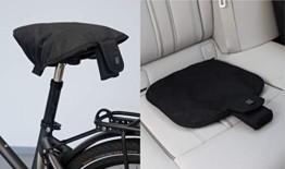 FISCHER Sitzheizung, Heizkissen, wiederaufladen, Infrarot, universell verwendbar, Fahrradfahren, Outdoor, Auto, etc - 1